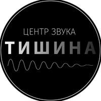 "Логотип Центр звука "" ТИШИНА """