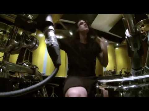 Hannes Van Dahl Sabaton For Whom the Bell Tolls Drum recordings