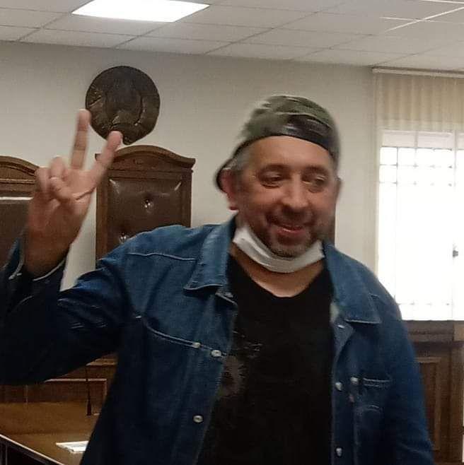 Петрухину в суде вызвали скорую - у него температура