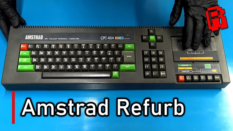 British Micro Donations Refurb - Amstrad CPC DDI-1