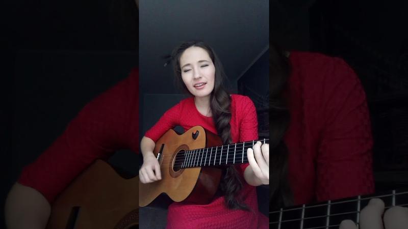 Рәхмәтлемен тыуған илемә Башҡортостанға Айгуль Мазитова Авторская песня