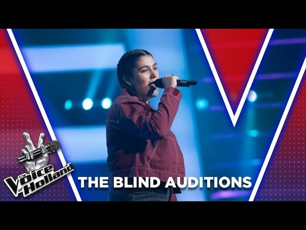 Elif - Modern World | The Voice Kids Netherlands 2020 | The Blind Auditions