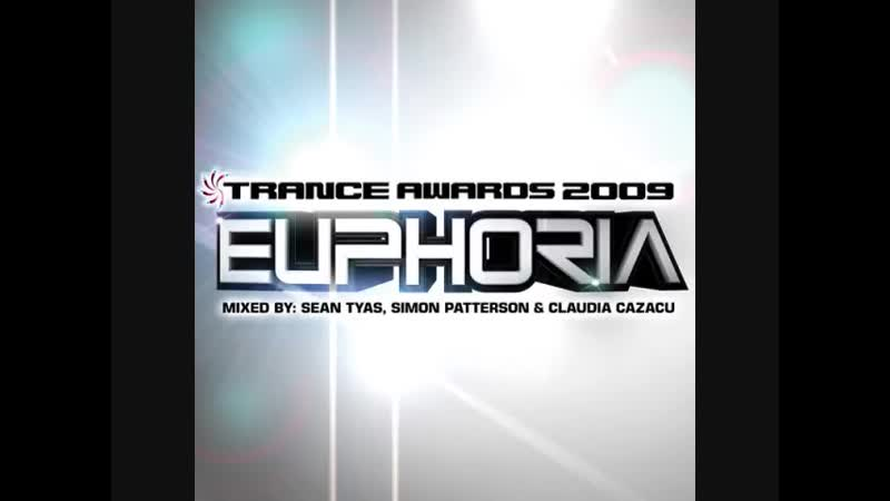 Euphoria Trance Awards 2009 - CD3 Mixed By Claudia Cazacu