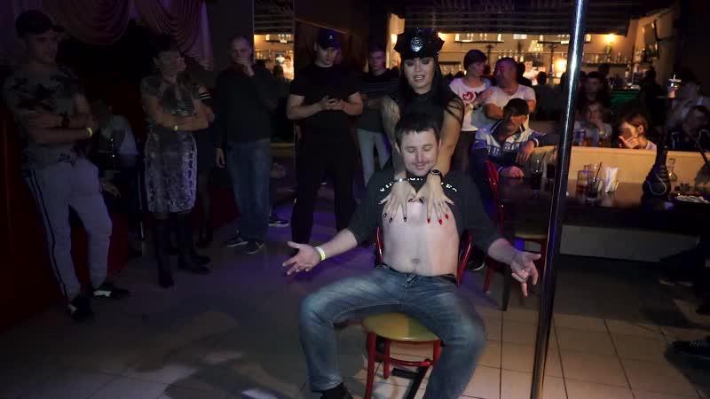 Matilda Dance Show Стрип шоу в кафе Азия Плюс Мужчины вы уже готовы ей сдаться