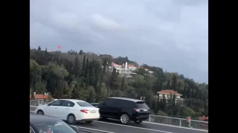 Мост через Босфор. креативныйтурагент 7(347) 298-18-08