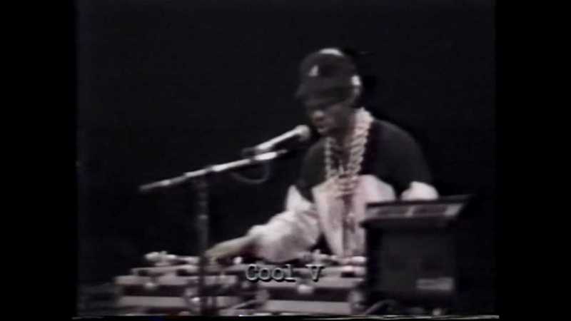 Old school hip hop pioners Ice T Make It Funky 1987