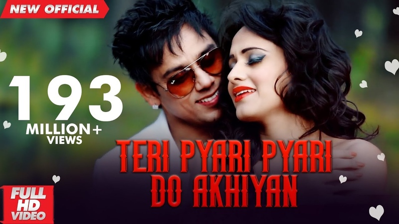 Teri Pyari Pyari Do Akhiyan (Original Song) | Sajjna - Bhinda Aujla Bobby Layal Feat. Sunny Boy