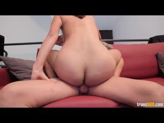 Trans Girl 7 shemale - Trans500 Larissa Weyckert (Gey шлюха ass Ladyboy Трапы Sissy Tranny гей анал минет секс порно Porno)