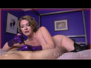 Mistress T - [milf, mature, moms, masturbation, latex, bbw, 40]