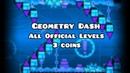 Geometry Dash - All levels