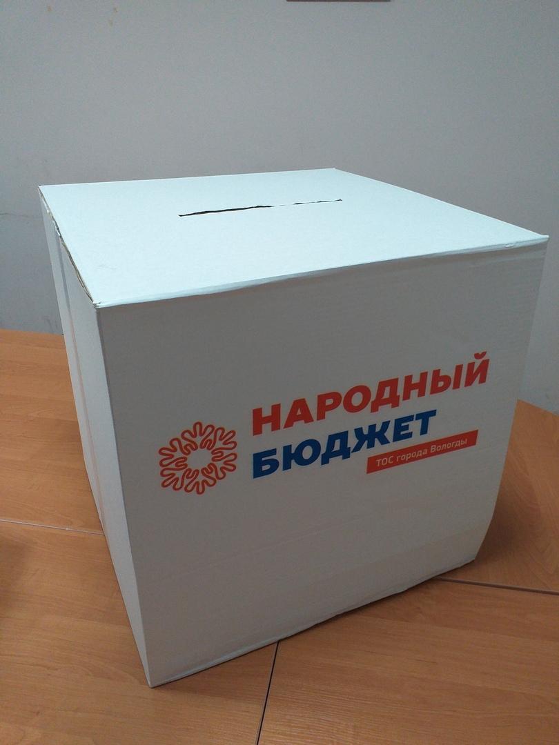 Подведены итоги выборов инициатив проекта «Народный бюджет ТОС» в Вологде