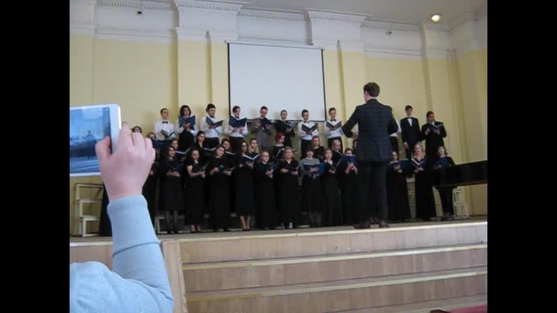Дир.Ф.Непокоров 28.04.19 Петрозаводский музыкальный колледж