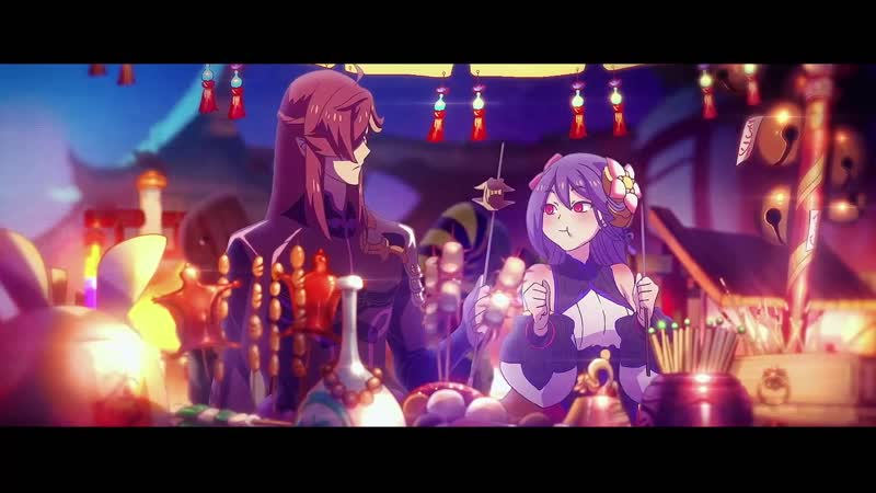Fairy and Swordsman _ Фея и Мечник - ролик._1080p
