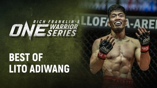 Rich Franklin's ONE Warrior Series | Best Of Lito Adiwang