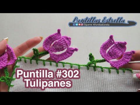Puntilla 302 Tulipanes