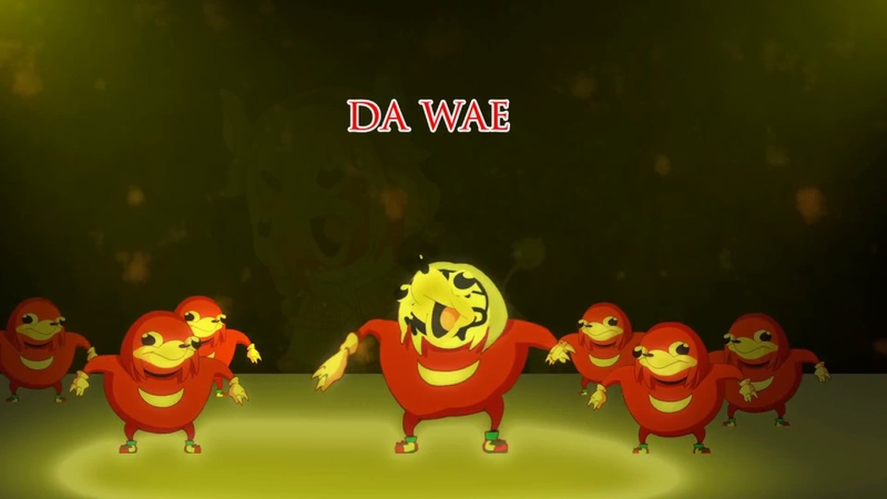 Ugandan Knuckles Feat. Da Queen - Show Us Da Wae (Metal Version)