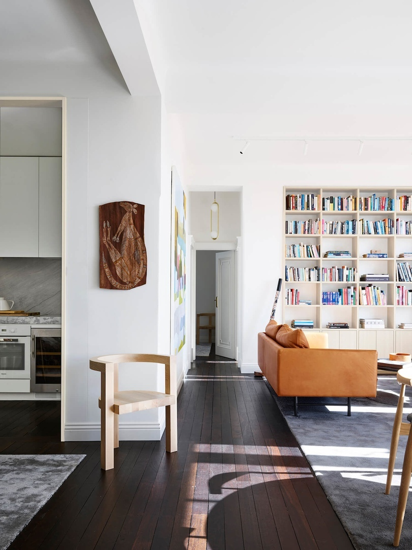 Astor Apartment by Madeleine Blanchfield Architects