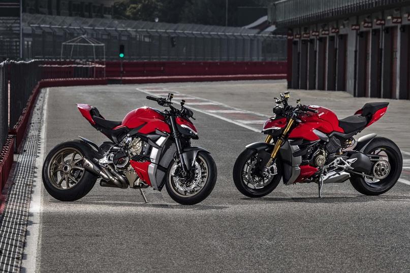 Фотографии Ducati Streetfighter V4 /  Streetfighter V4S 2020