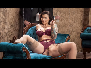 Ivy lebelle (lounging for sex / 15.03.2019) [all sex, blowjobs, big tits, facial, 1080p]