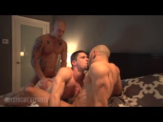 [guysinsweatpants] the visitor (anthony romero, austin wilde, rod daily)