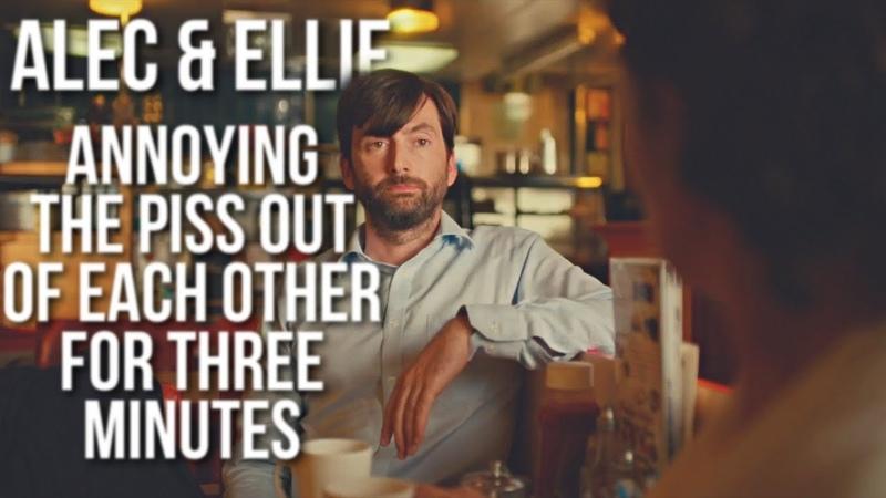 Alec Ellie ][ HandClap    Broadchurch
