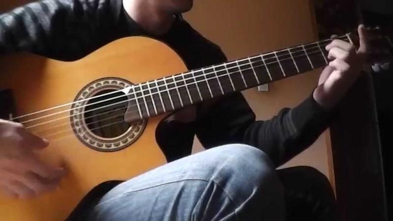 Carlos Moscardini - Payada de Contrapunto (Guitar Cover) HD