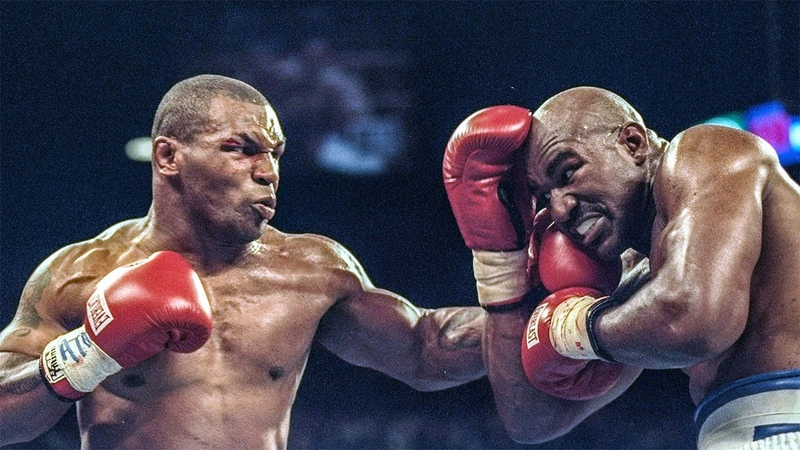 IRON Mike Tyson Gangsta's Paradise Highlights Knockouts HD