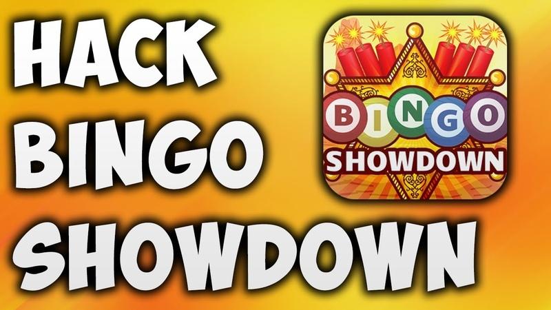 Bingo Showdown Hack - How to Cheats Bingo Showdown for FREE Tickets Powerups [LEAKED]