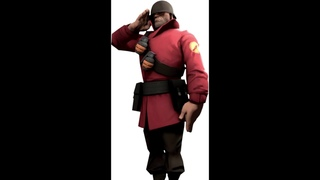 CPS2 Originals - Soldier (TF2)