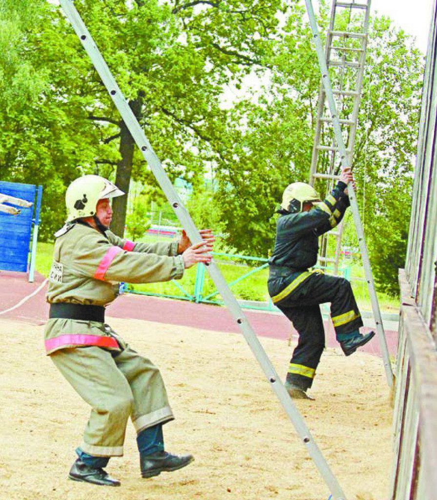 В смотр-конкурсе «Московские мастера-2019» победил пожарный из Некрасовки