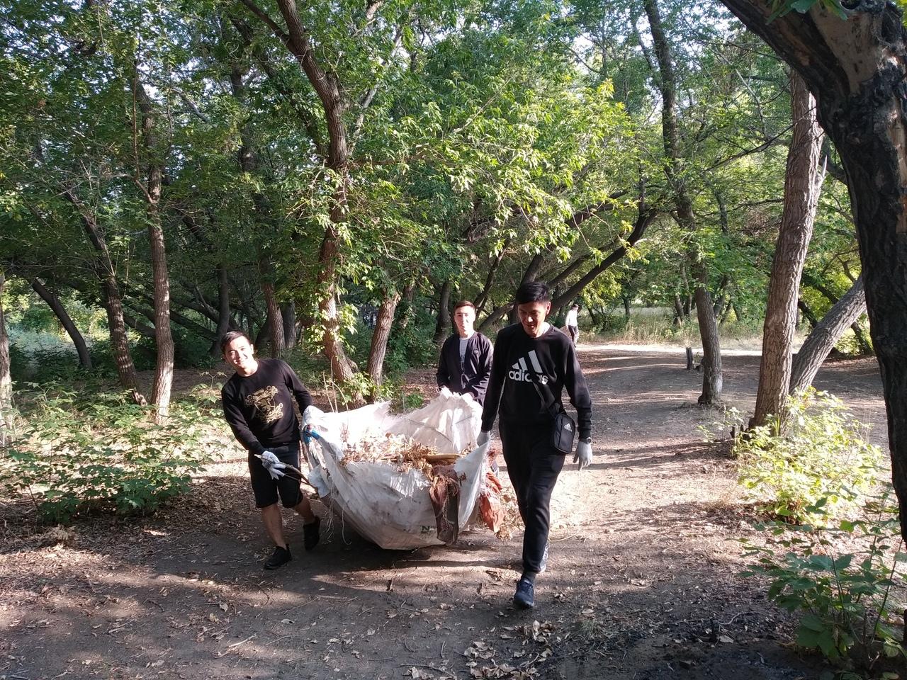 Убрать город и берега рек и водоемов приглашают жителей  Костанайской области