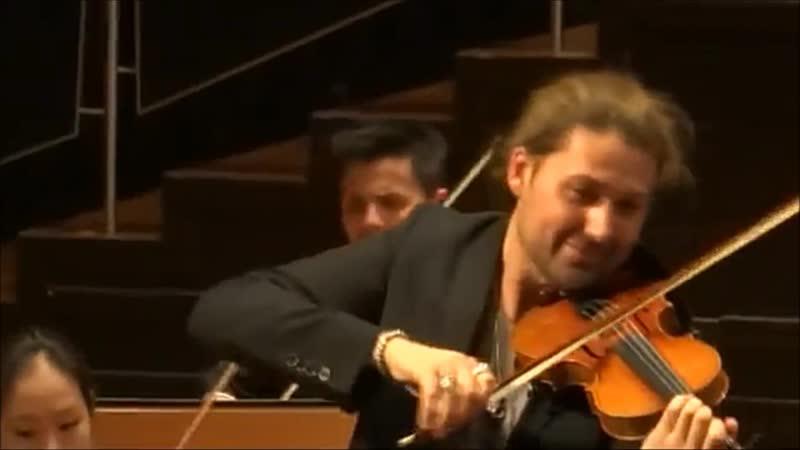 David Garrett - Vivaldi November, Le quattro stagioni LAutunno ( La Caccia)