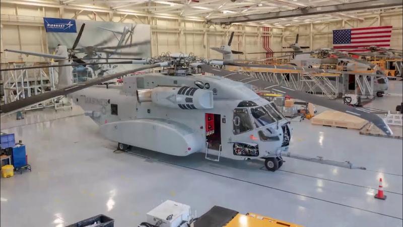 CH-53K Heads to ILA Berlin | Time-Lapse