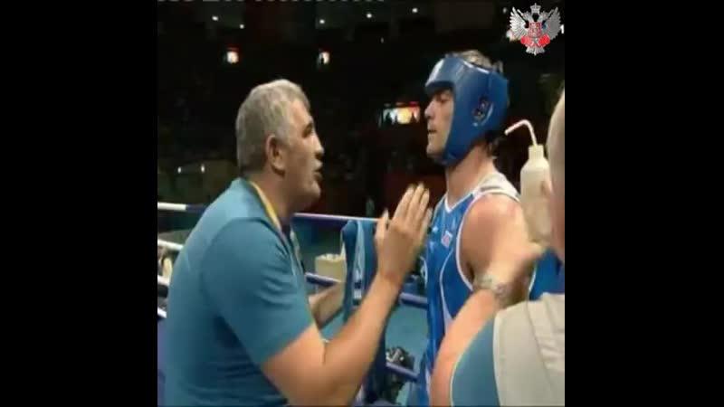BoxingRoom Чахкиев Руссо