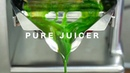 PURE JUICER HYDRAULIC COLD PRESS JUICER