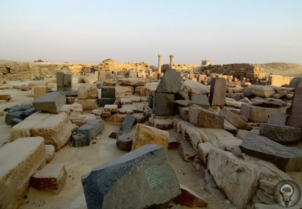 Абусир: потерянные высокие технологии древнего Египта. Абусир, что всего в 30 минутах езды к югу от плато Гиза, является одним из самых загадочных мест в Древнем Египте. Оно является одним из
