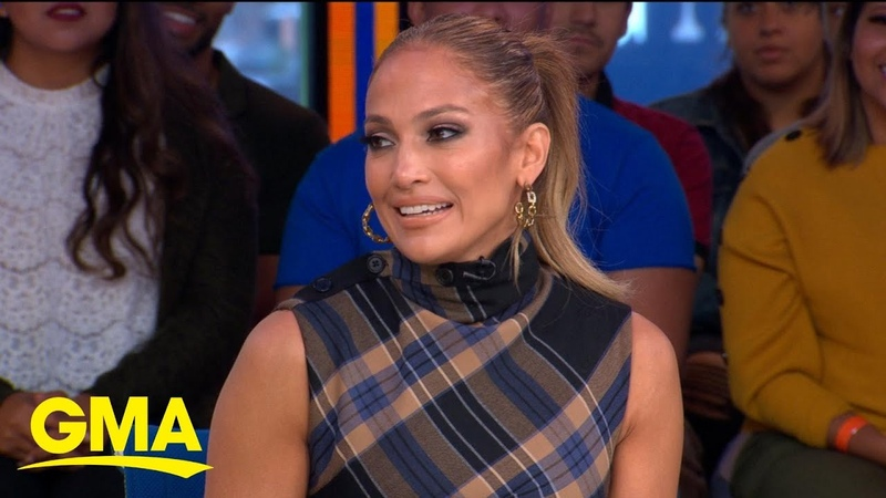 'Hustlers' star Jennifer Lopez reveals which of her movies is her favorite l GMA
