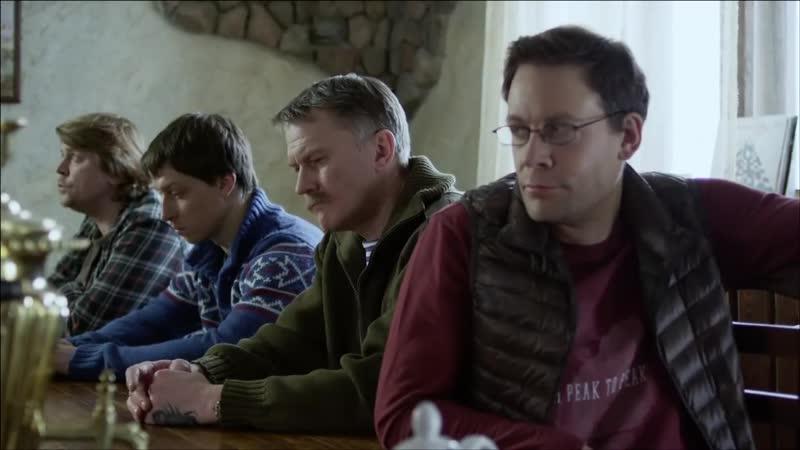 Ковчег Марка 2 серия 2015 Детектив триллер