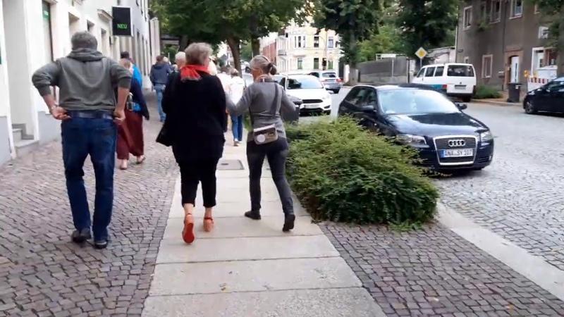 27.07.2020 Annaberg- Buchholz Teil 2 Spazierengehenistgesund 💕