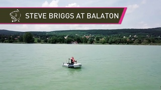 Carp Fishing Action at Balaton - Steve Briggs