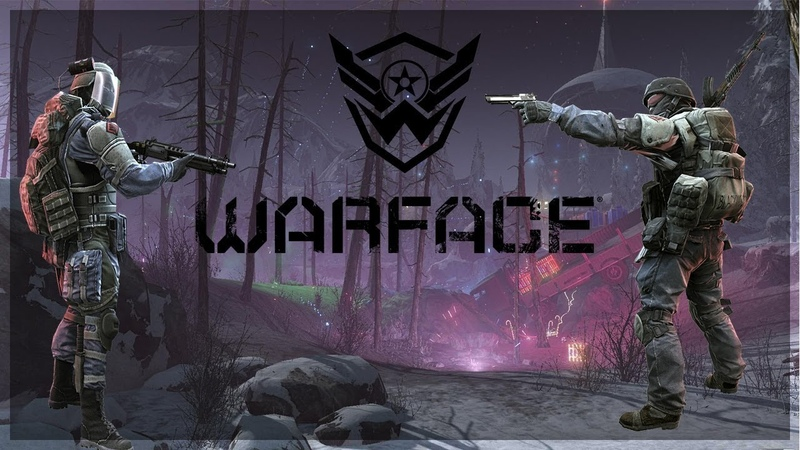 ► Стрим не по гта SAMP ► Warface учусь играть проходим миссии