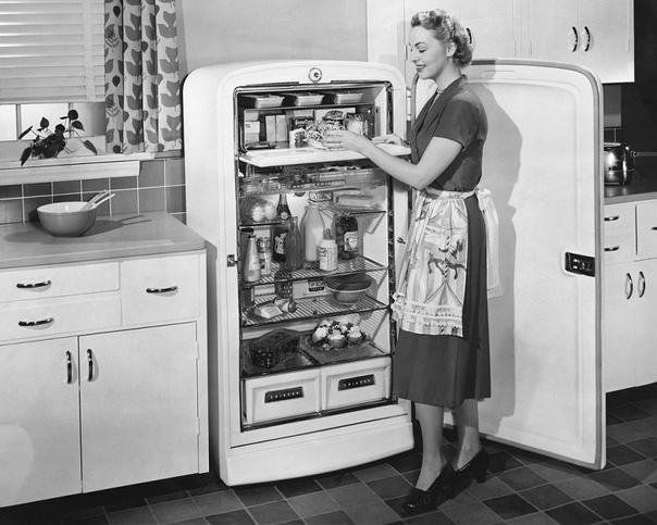 Человечество с давних времен пыталось найти способ сохранять продукты в холоде