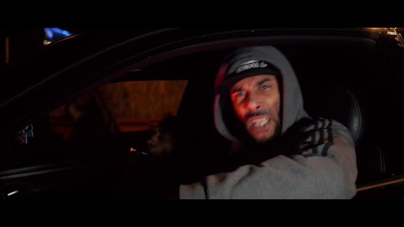 FooR x Killa P x Irah x Long Range Black Bandana Official Video
