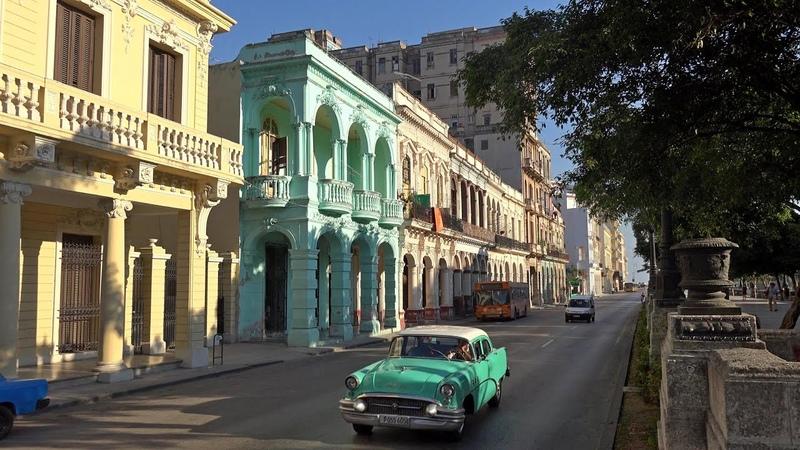 Havana Cuba in 4K Ultra HD