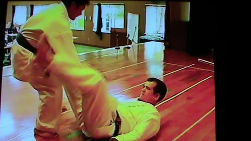 Sanseiryu 三 十六 bunkai 上 地 流 空手道 Uechi ryu karate Sensei Katsuji Tamayose Sensei Takashi Arakaki