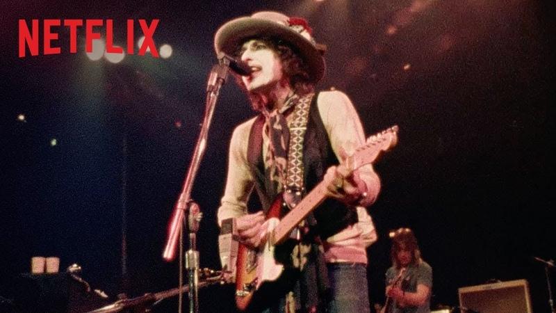 Bob Dylan Hard Rain LIVE performance Full Song 1975 Netflix