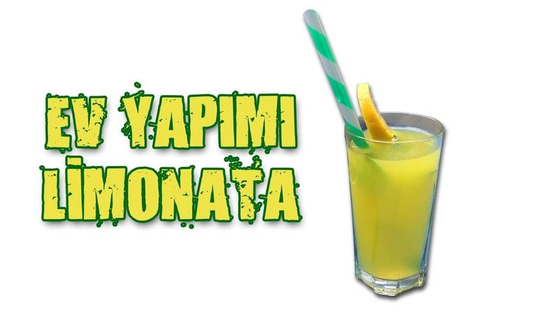 Ev Yapımı Limonata Nasıl Yapılır | How to Make Lemonade