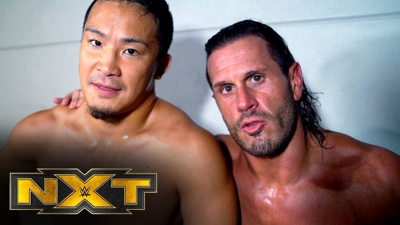 Is this the end for Kushida Shelley NXT Exclusive, Jan. 15, 2020