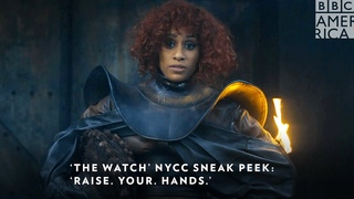 #TheWatch NYCC Exclusive Sneak Peek: 'Raise. Your. Hands.' 🔥 Premieres January 2021 | BBC America