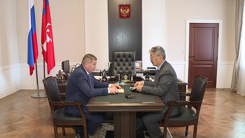 Новому-старому финансисту Волгоградской области губернатор поставил задачу сформировать бюджет мечты